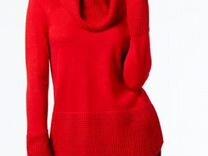 Свитер Кардиган красный Calvin Klein оригинал