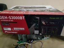 Pioneer s3000bt автомагнитола с блютуз