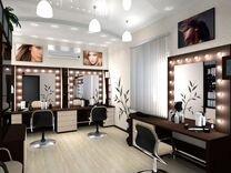 Уникальная сеть из 3-х парикмахерских салонов