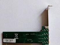 Звуковая карта C-media CMI8738-SX