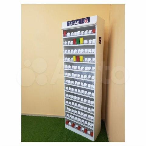 Шкаф для продажи сигарет купить заказать сигареты в челябинске