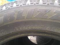 225/55/17 Bridgestone Blizzak