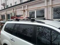 Багажник на крышу Mitsubishi Pajero — Запчасти и аксессуары в Краснодаре
