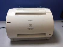 Принтер лазерный canon lpb 1120