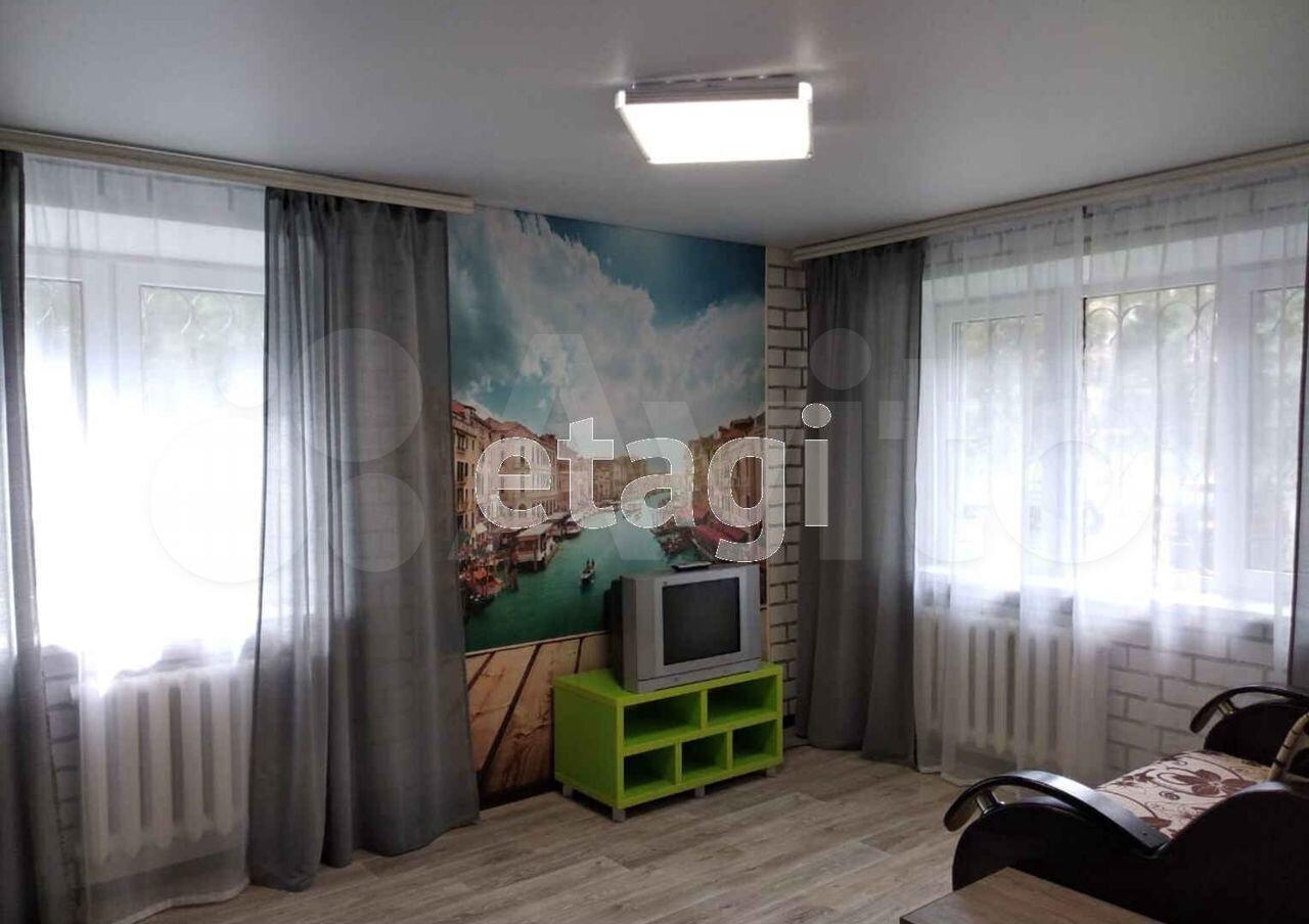 Квартира-студия, 31 м², 1/5 эт.