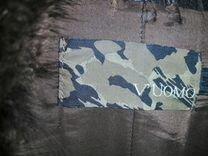 Кажаная куртка с мехом v, uomo — Одежда, обувь, аксессуары в Москве