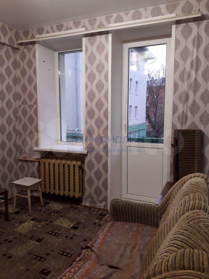 2-к квартира, 43.6 м², 2/4 эт.  89100075966 купить 3