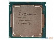 Intel Core i3 8100, LGA 1151v2 OEM