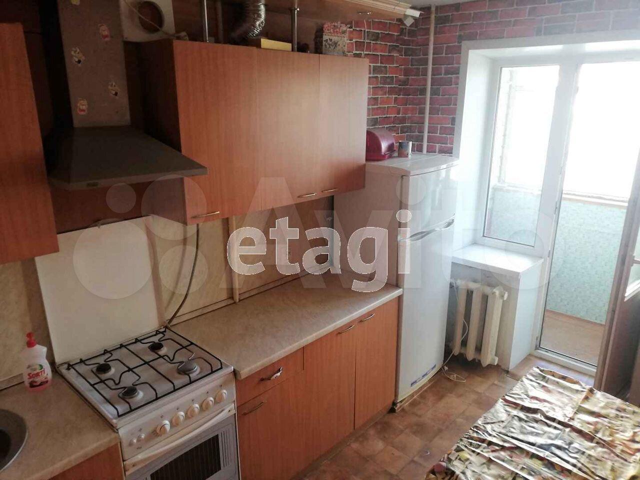 1-room apartment, 28 m2, 4/9 FL.  89605574776 buy 1