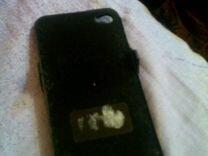 Чехол акб для айфон 4