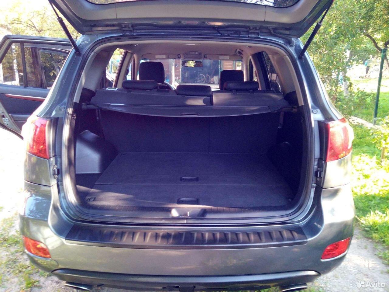 Hyundai Santa Fe, 2008  89097960302 купить 7