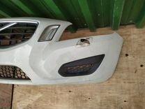 Бампер передний Volvo S60