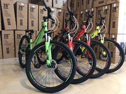Велосипеды с удобной рамой