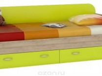 Кровать с ящиками Ника 424