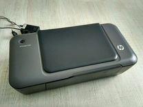 Принтер цветной струйный HP DeskJet 1000