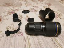 Tamron SP AF 70-200mm F/2.8 Di LD IF Macro Nikon