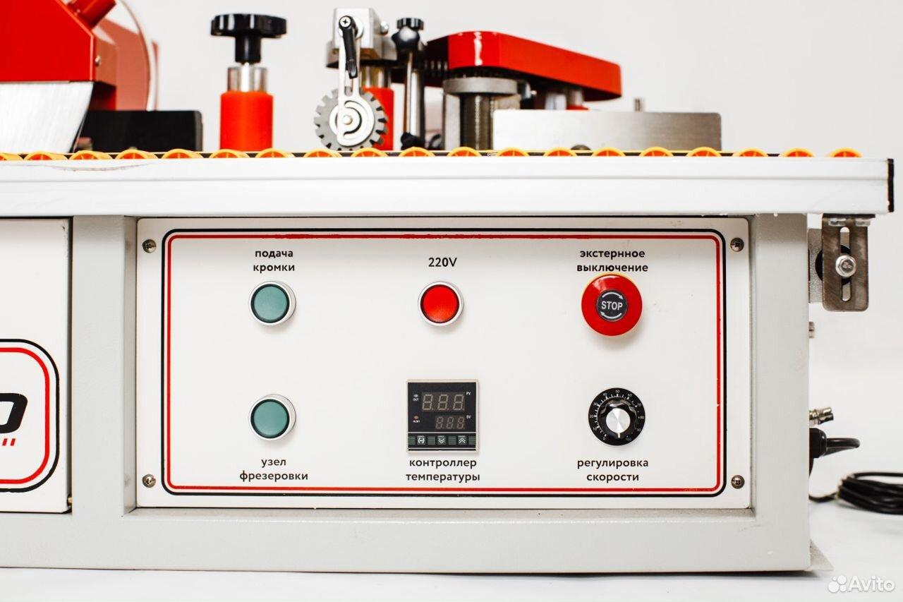 Полуавтоматический кромкооблицовочный станок Krom  88005005920 купить 8
