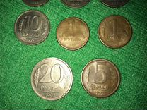 Монеты разменные России