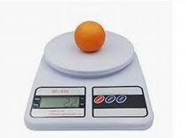 Весы кухонные до 10кг
