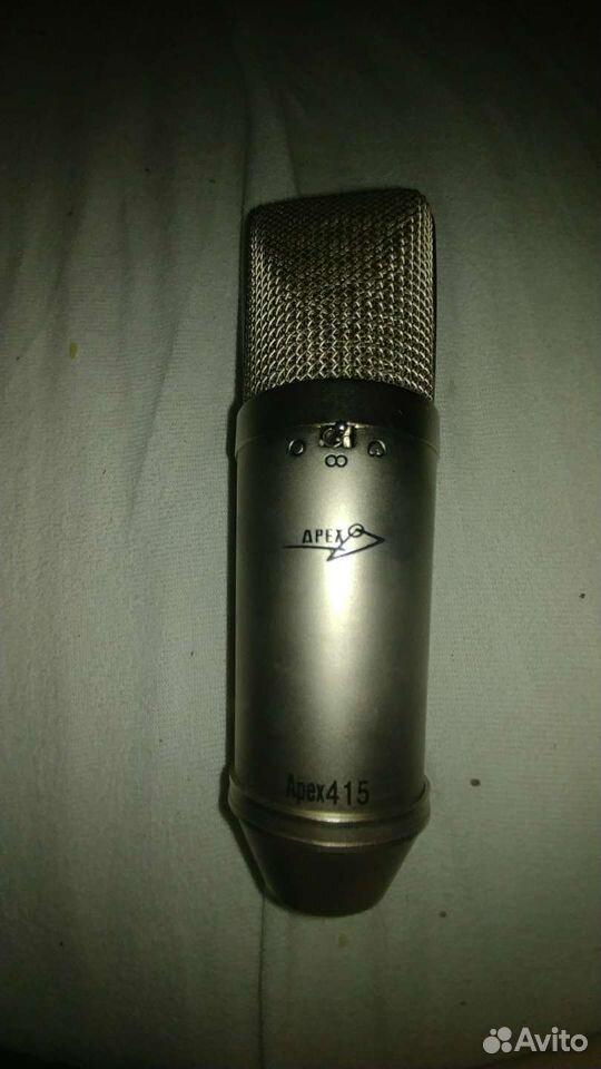 Студийный микрофон Apex 415  89135647921 купить 1