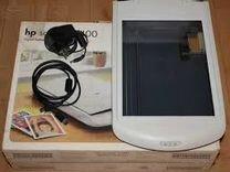 Сканер HP ScanJet 2400 новый в коробке