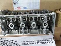 Головка блока цилиндров на змз-405 406 409 Е-0 1 2
