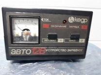 Зарядное устройство для автомобильного аккумулятор — Запчасти и аксессуары в Кемерово