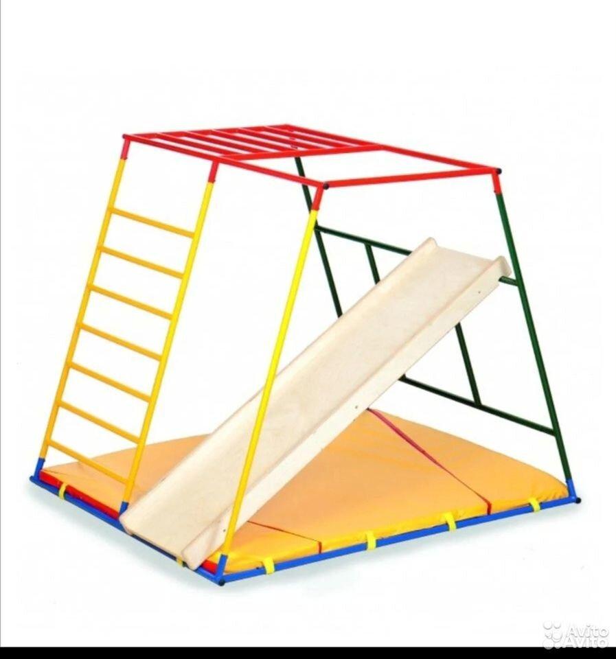 Детский спортивный комплекс  89106004220 купить 1