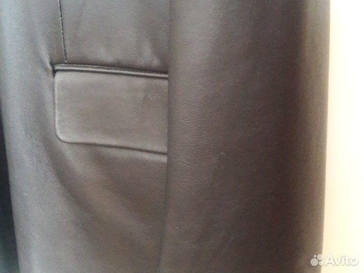 Кожаный пиджак  89622147641 купить 3