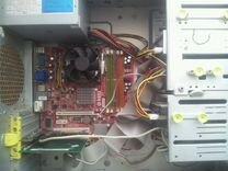 Компьютер (2 ядра) intel dual-core E5400 - 2.70Ггц