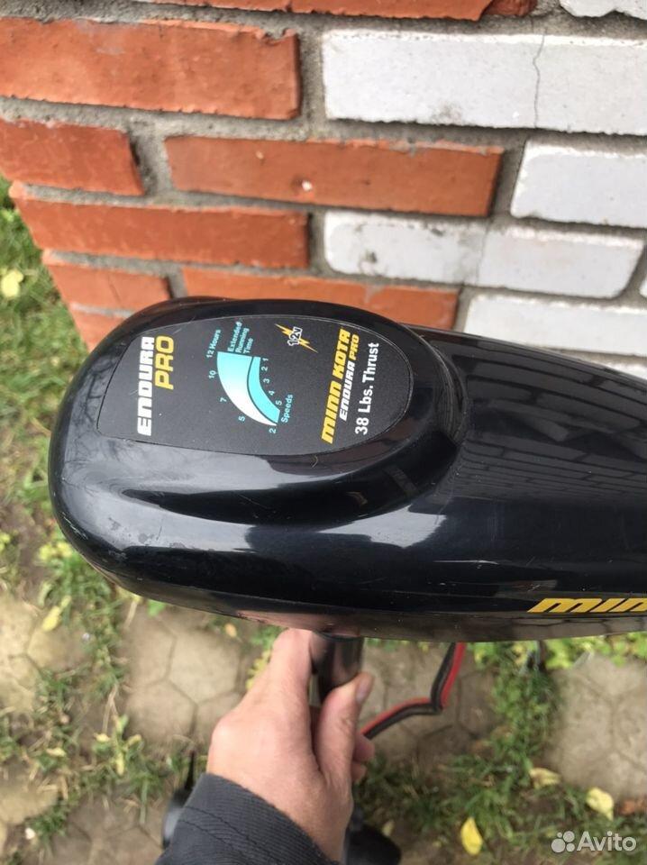 Лодочный электромотор minn kota  89219978077 купить 1
