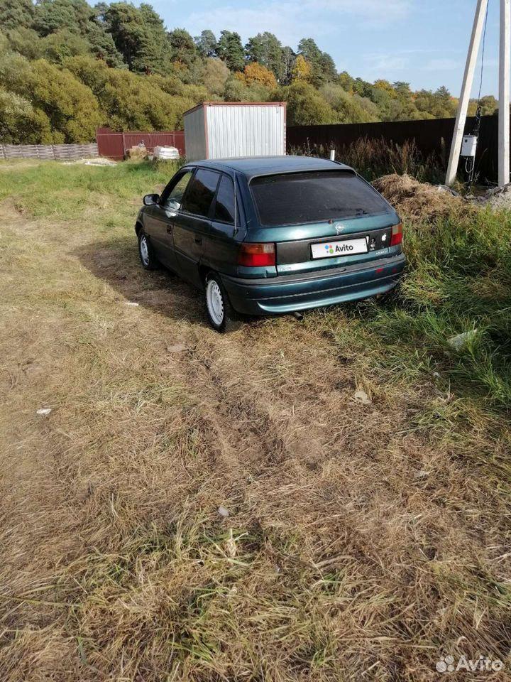 Opel Astra, 1997  89584629137 купить 6