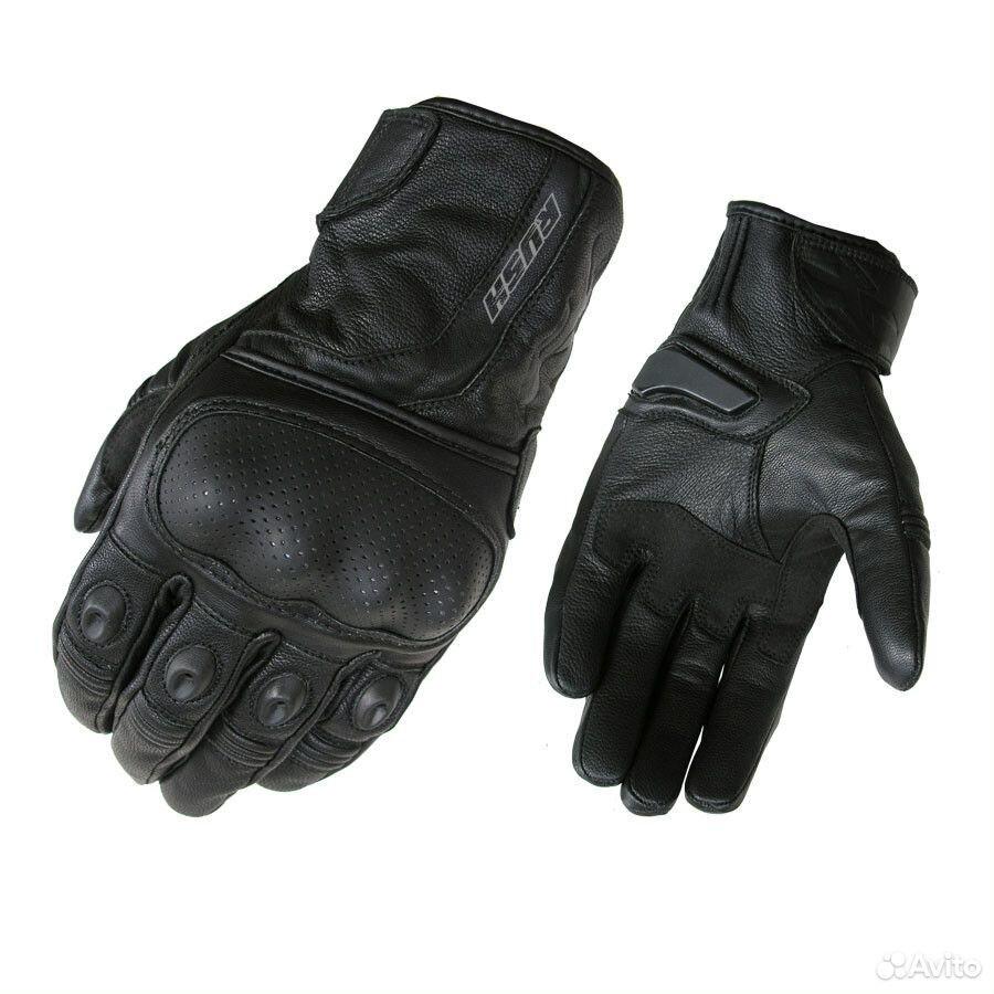 Мото перчатки rush Grip, кожа (мотоперчатки)