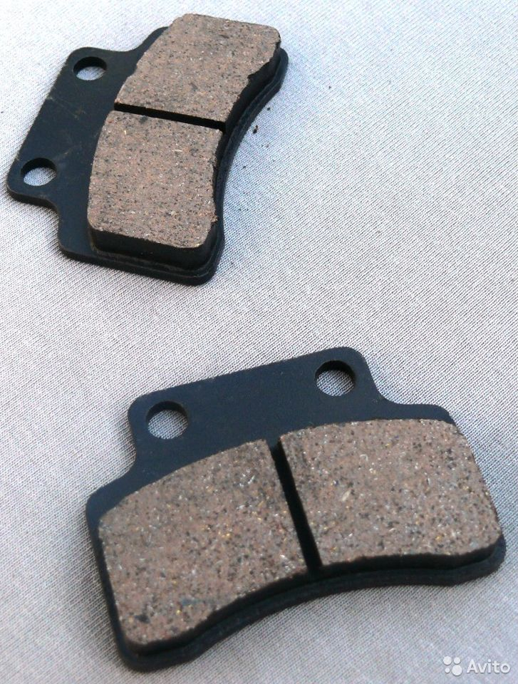 Колодки тормозные передние диск. торм. - тип 3  89034005955 купить 1