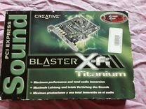 Creative Sound Blaster X-Fi Titanium