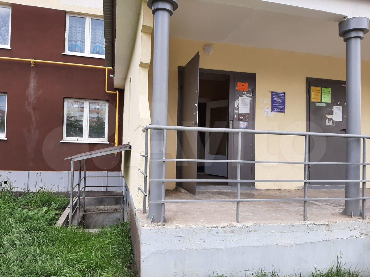 1-room apartment, 41 m2, 12/12 FL.