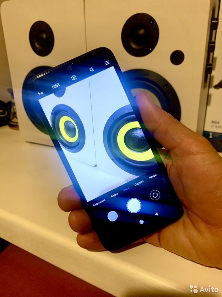 Xiaomi Redmi 7 32Gb black  89028443377 купить 1