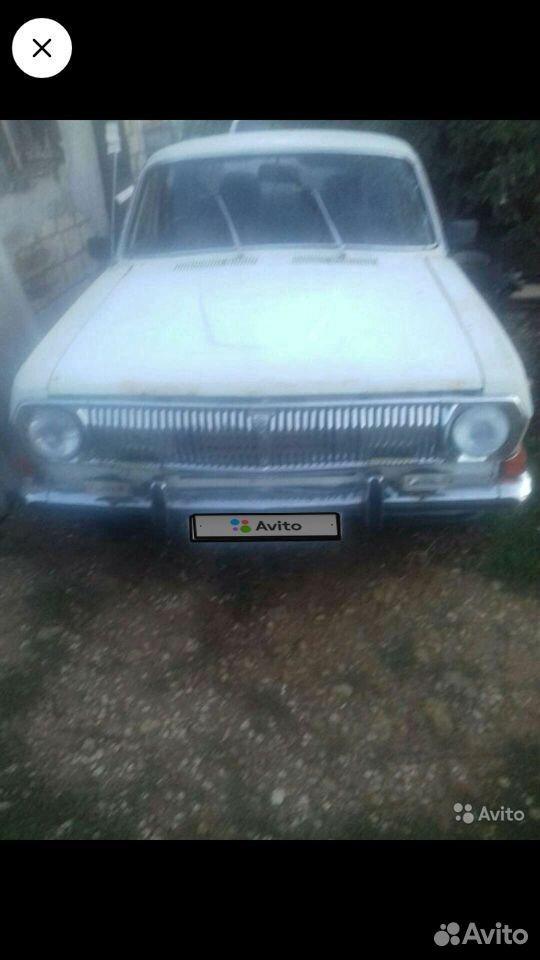 ГАЗ 24 Волга, 1981  89186300903 купить 1