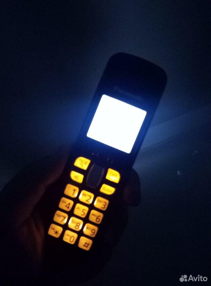 Радиотелефон Panasonic KX-TG6431  89131447675 купить 8