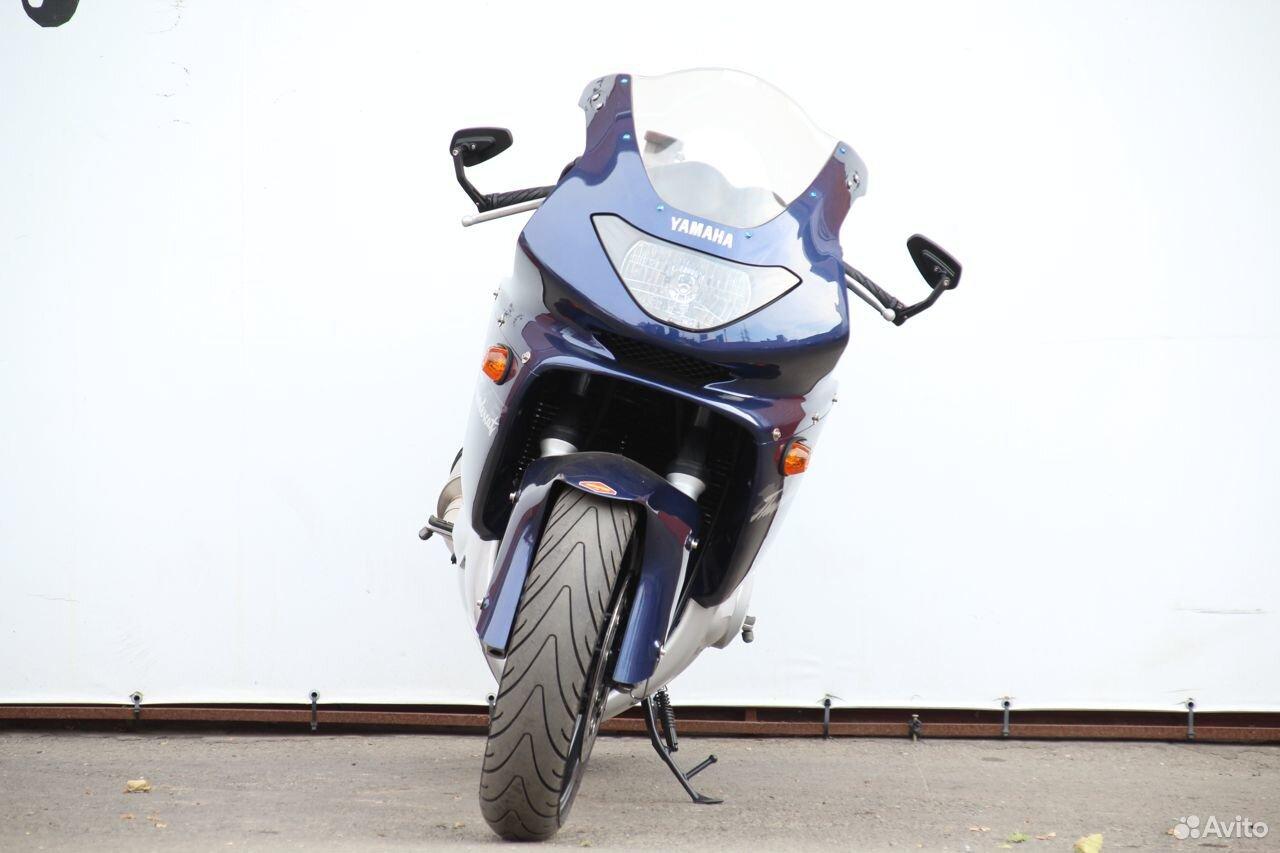 Yamaha YZF 600 R (1494) кредит  88007008942 купить 7