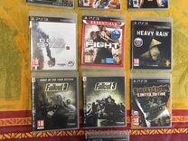 Игры диски Sony PS3