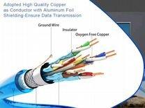 Качественный Hdmi кабель samzhe 1.5 метра