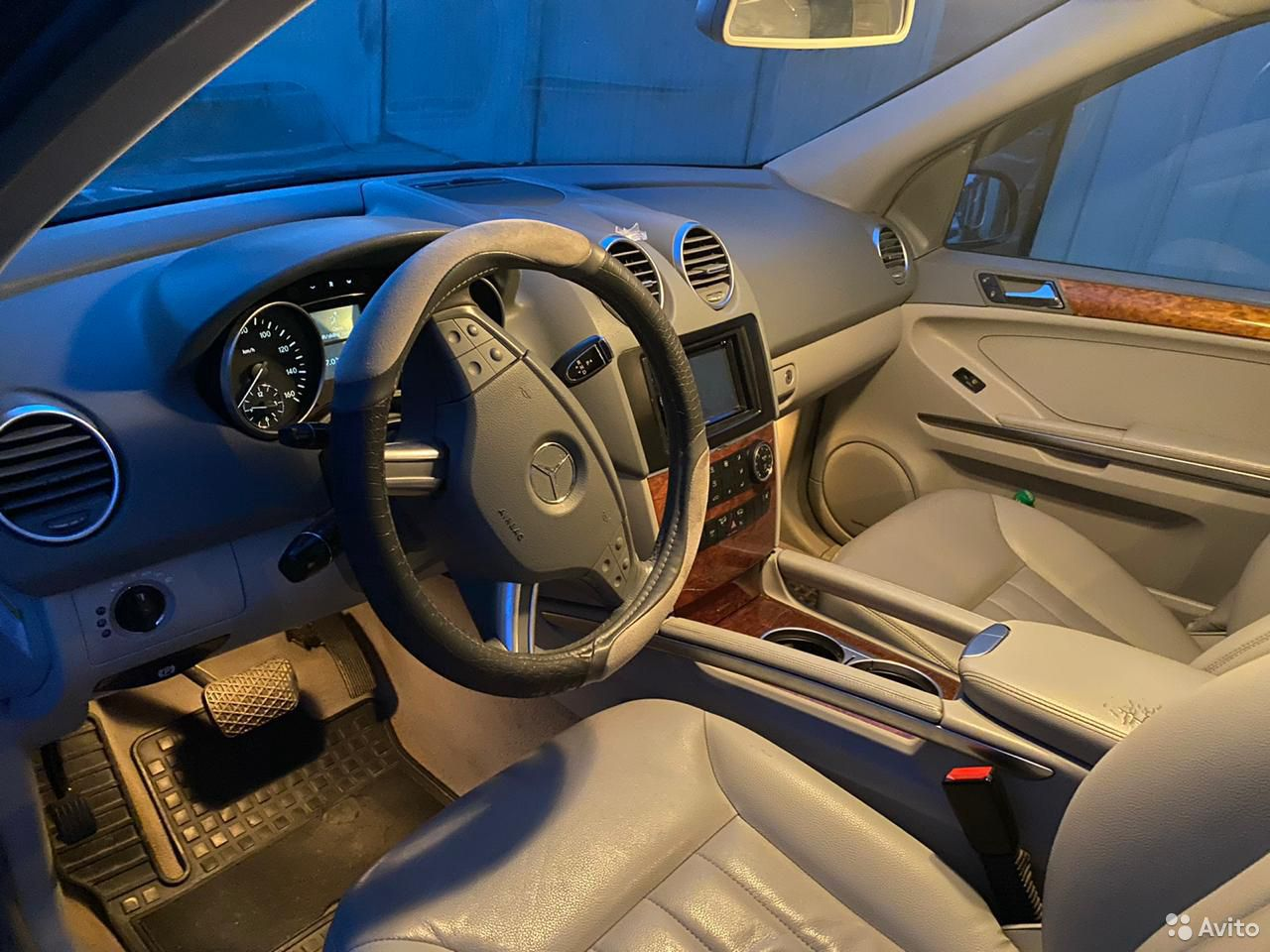 Mercedes-Benz M-класс, 2005  89681482092 купить 7