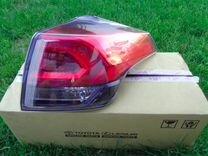 Toyota RAV4 15-18 фонарь Led