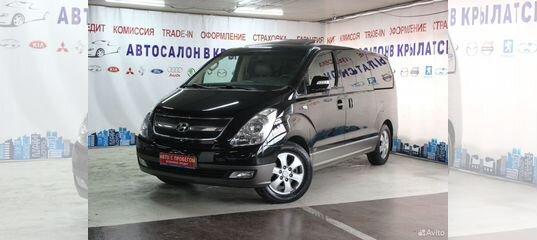 Hyundai Grand Starex, 2011