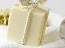 Полностью натуральное мыло для бритья