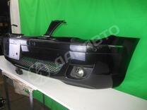 Бампер передний бмв E65