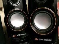 Акустическая системаjetbalance JB-406