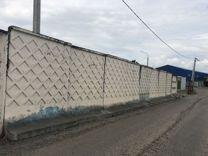 Забор самостоящий