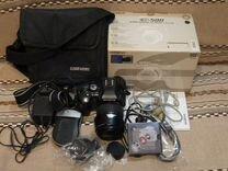 Фотоаппарат зеркальный цифровой Olympus E-500